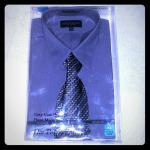 Giorgio Brutini Other - Giorgio Burtini dress shirt & silk tie collection