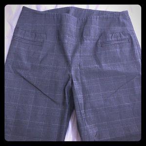 Pants - Size 10 striped dress capris
