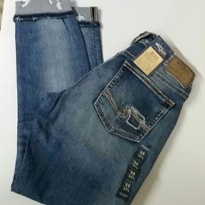Silver Jeans Denim - SilverJeans girlfriend 28 x 27 1/2