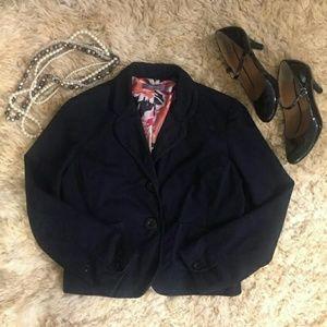 Liz Claiborne Jackets & Blazers - Liz Claiborne Black Blazer