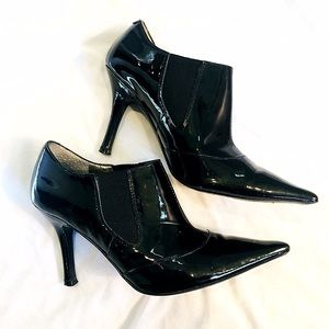 Guess by Marciano Shoes - Guess by Marciano Sleek Black Ankle Booties