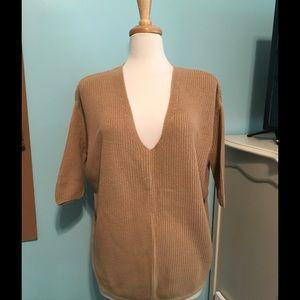 Express London V-Neck Sweater