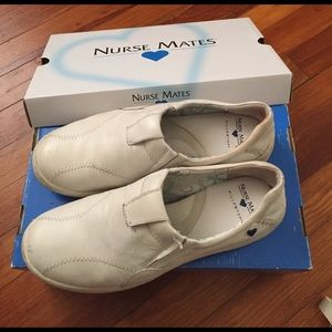 Nurse Mates slip-on shoes