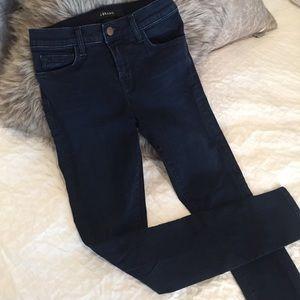 J Brand skinny jeans- 25