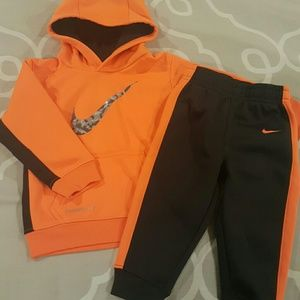 Toddler Nike Therma-Fit Track Suit
