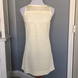 Lilly Pulitzer Vintage Sophia Dress/Crochet Eyelet