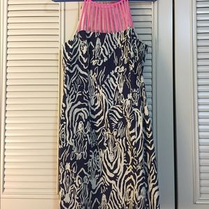 EUC Lilly Pulitzer Terry Shift Dress