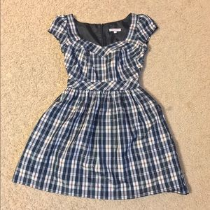 ASOS Petite Dresses & Skirts - Asos Petite Cute Plaid Dress Sz 4 US