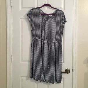 Striped Old Navy dress