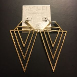 RACHEL Rachel Roy Jewelry - RACHEL ROY EARRINGS $68