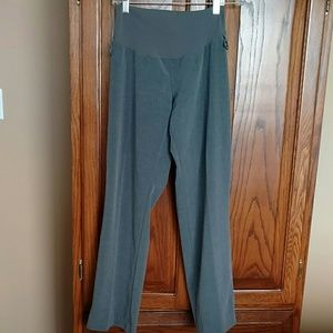 Motherhood Maternity Pants - Motherhood Maternity grey slacks