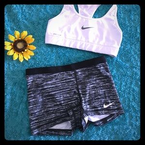Dri- fit Nike pros