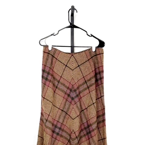 037c4d8400 Lauren Ralph Lauren Dresses   Skirts - Vintage Ralph Lauren Fringed Wool  Skirt