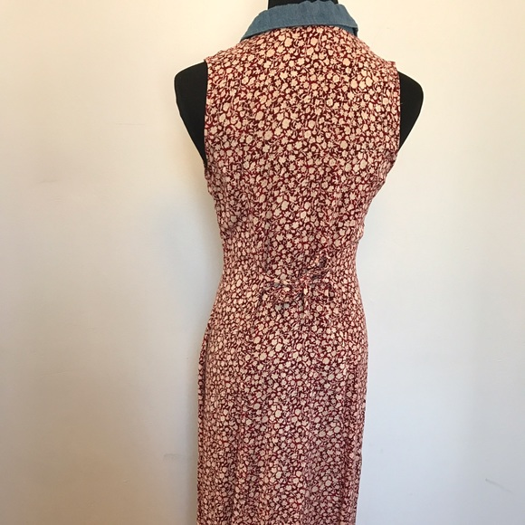 Vintage Dresses - Cute 90's Halter Sundress
