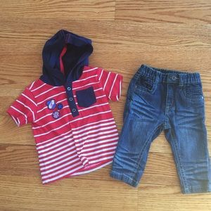 Petit Lem Other - Baby boy outfit 👶