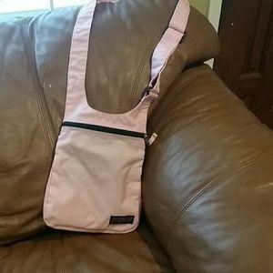 Jansport Handbags - Pink Jansport Destiny crossbody purse