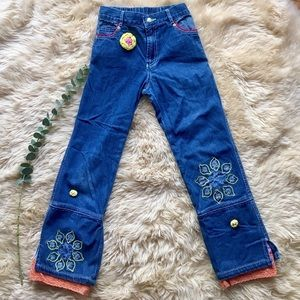 Oilily Other - Oilily Jeans with Detailing