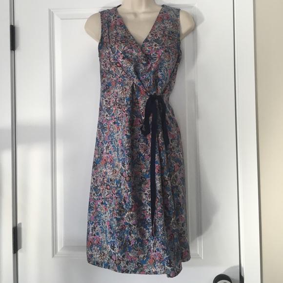 Marc by Marc Jacobs Dresses & Skirts - MARC JACOBS floral watercolor wrap dress