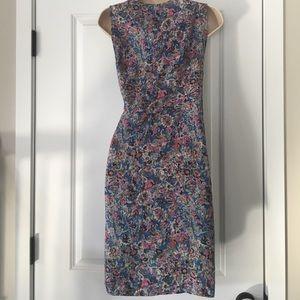 Marc by Marc Jacobs Dresses - MARC JACOBS floral watercolor wrap dress