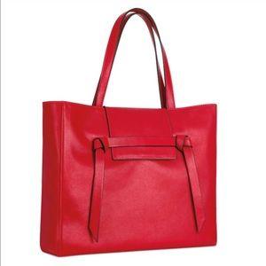 Elizabeth Arden Handbags - Red tote handbag 👜