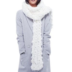 Free People Accessories - FREE PEOPLE Classic Wrap Bohemian Long Maxi Scarf