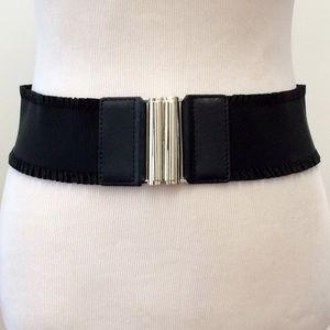 Kohls Accessories - Black Belt Size S/M