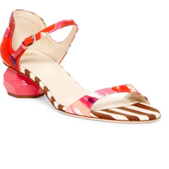 abd24ab79bdde0 kate spade Shoes - Frances Valentine Bella Ankle Strap Sandal