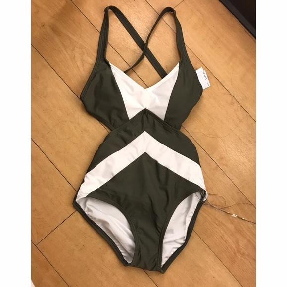 a2477da7b94b3 Michael Kors Swim | Regatta Xback Onepiece Suit | Poshmark