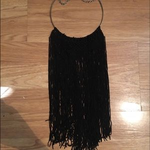 lf stores Jewelry - LF fringe necklace