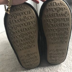 CuddleDuds Shoes - Cuddledud Slippers