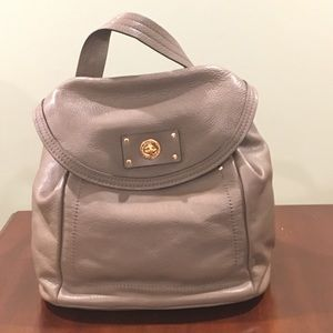 Marc by Marc Jacobs Handbags - Marc by Marc Jacobs puma taupe backpack