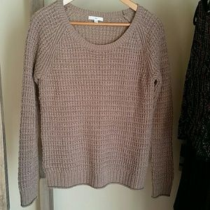 ❄WCCO  Rose gold GAP sweater