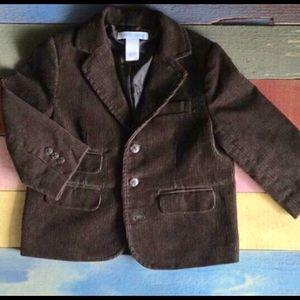 Janie and Jack Other - Janie & Jack corduroy jacket
