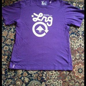 Lrg Other - Purple lrg t-shirt size xl