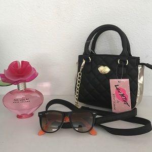 Betsey Johnson Handbags - Mini crossbody bag