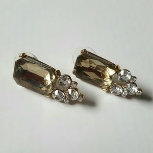 Jewelry - Sparkly Statement Earrings
