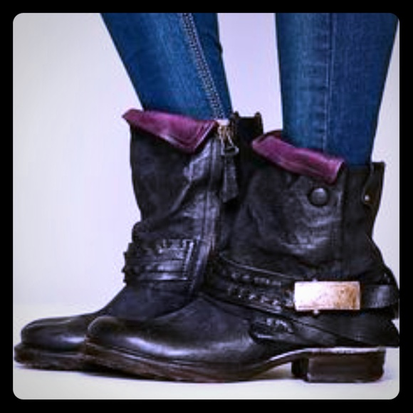 Free Free Free People Zapatos  Sold On  As98 Daxton Ankle Botas  Poshmark 3ea658