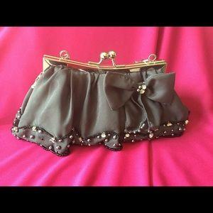 Handbags - Gray Purse Evening Bag