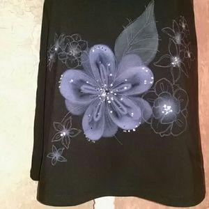 Rave Dresses & Skirts - Beautiful Flower Skirt