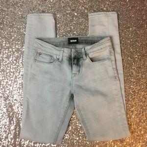 Hudson Jeans light Gray Skinny Jeans