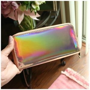 Seraphina Rose Handbags - SOLD OUT - The Holographic Wallet