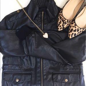Jack by BB Dakota Jackets & Blazers - Jack by BB Dakota Leather Jacket