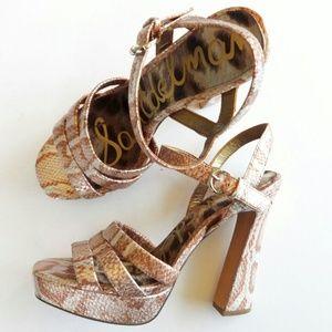 Sam Edelman Shoes - Sam Edelman Taryn Sandal Heels