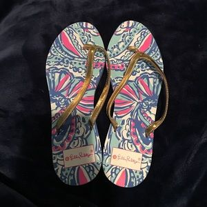 Lilly Pulitzer for Target Shoes - Lilly Pulitzer for Target Sandals