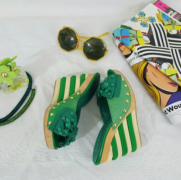 Jess Giler Shoes - I'll be by the pool, with a mojioto!! Shoes!!
