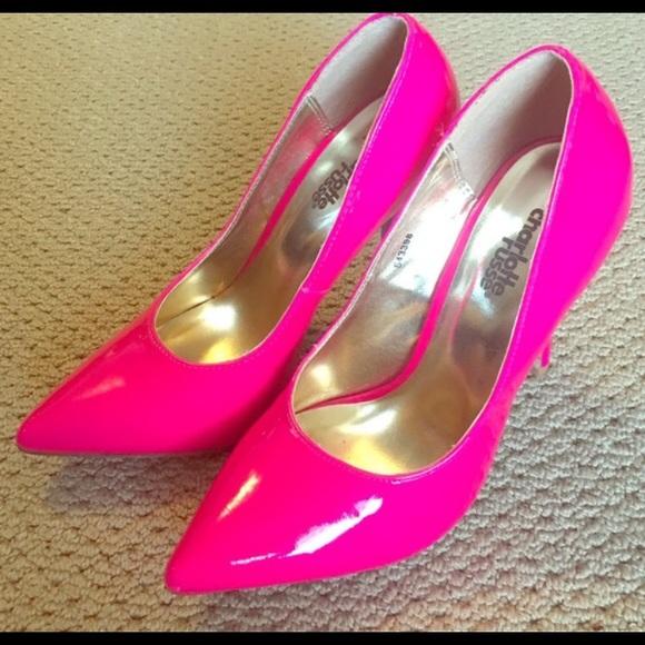 42b22653b82f Womens heels hot pink pumps size 6. M 5898f8234127d0a0ce0dd34f