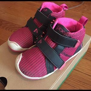 PLAE Other - Plae Max Hi Top Eco Poly/Mesh Pink 9.5