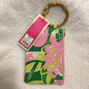 Lilly Pulitzer for Target Handbags - Lilly Pulitzer wristlet