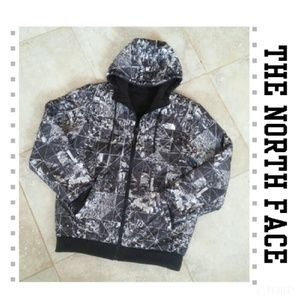 The North Face Other - {The North Face} Reversible Kingston City Jacket