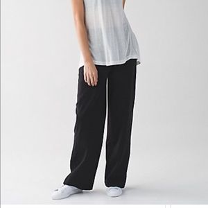 lululemon athletica Pants - ⚡️⚡️⚡️*NWT* Lululemon Sit in Stillness Yoga Pants!